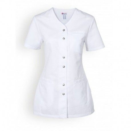 Blouse médicale blanche - Clinic Dress