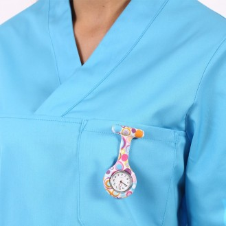 Montre infirmiere couleur