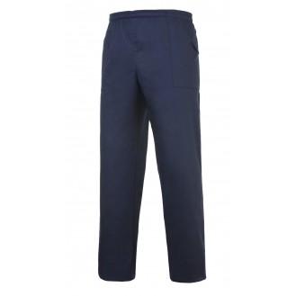 Pantalon Médical Bleu Marine infirmier aide soignant hopital pas cher confortable