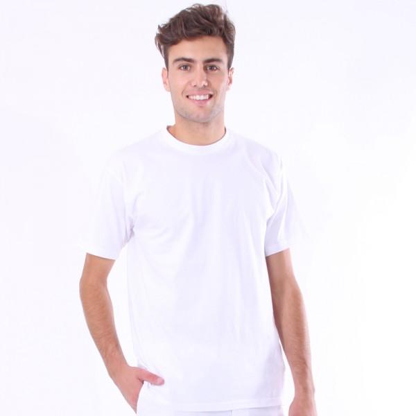 T shirt boulanger blanc pas cher pour homme et femme