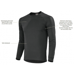 Tee-shirt thermique