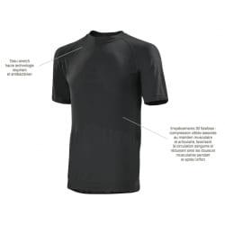 TEE-shirt manches courtes sans coutures