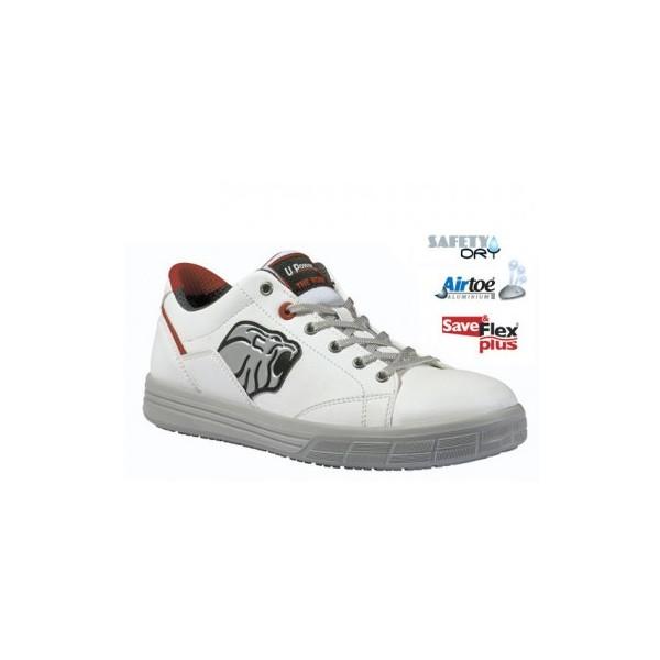 Scarpe sportive di sicurezzaS3 SRC Bianche
