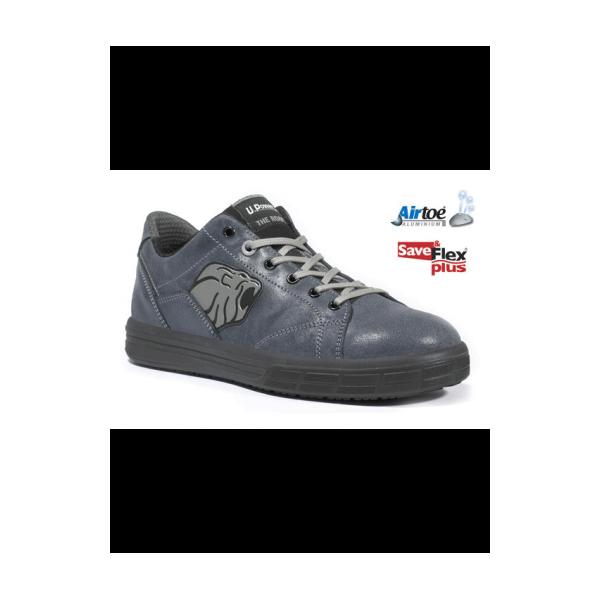 Scarpe da basket antinfortunistiche Upower Blu S3 SRC