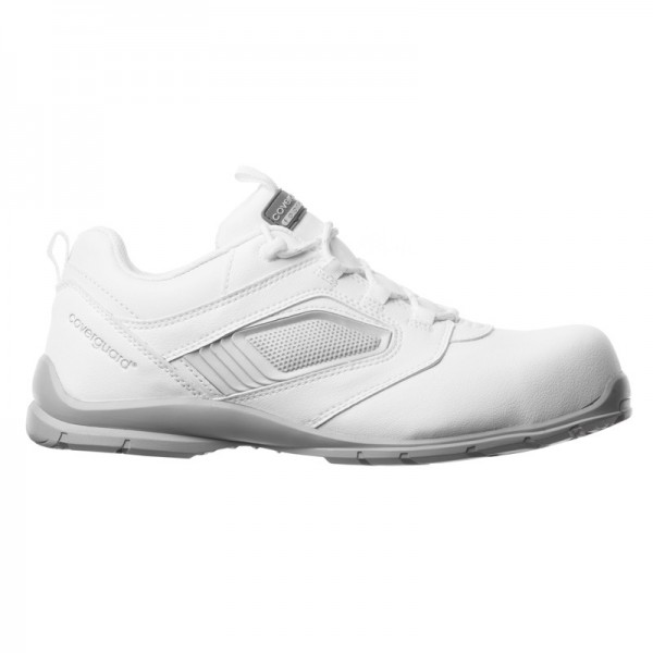 Basket de securite blanche s3 coverguard - Chaussure de securite blanche ...