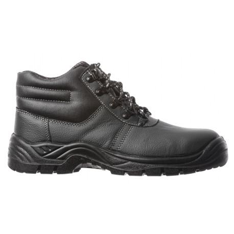 Chaussures de sécurité montantes noires S3.