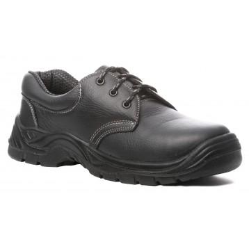 Chaussures de sécurité basses S3 mixtes. Sobre et efficace. Légère et pratique.