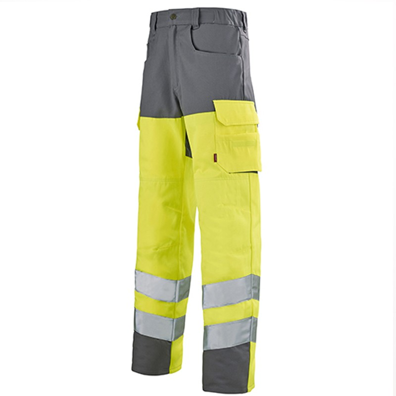 Pantalon de Travail Haute Visibilité homme pas cher