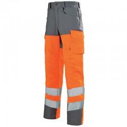 Pantalon de Travail Haute Visibilité Homme pas chèr