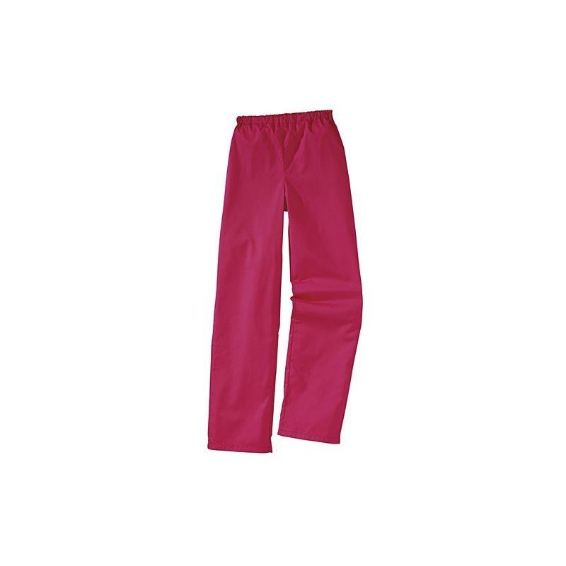 Pantalon Médical Couleur rouge