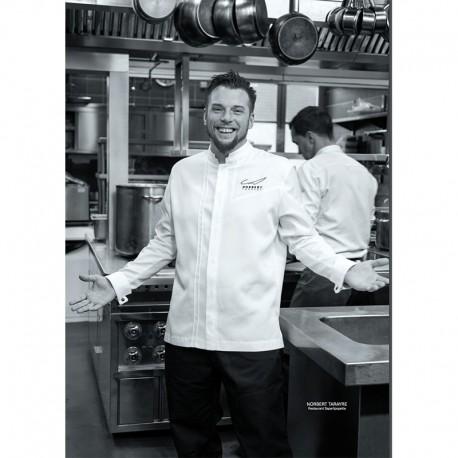 Giacca da chef unisex Valto Robur