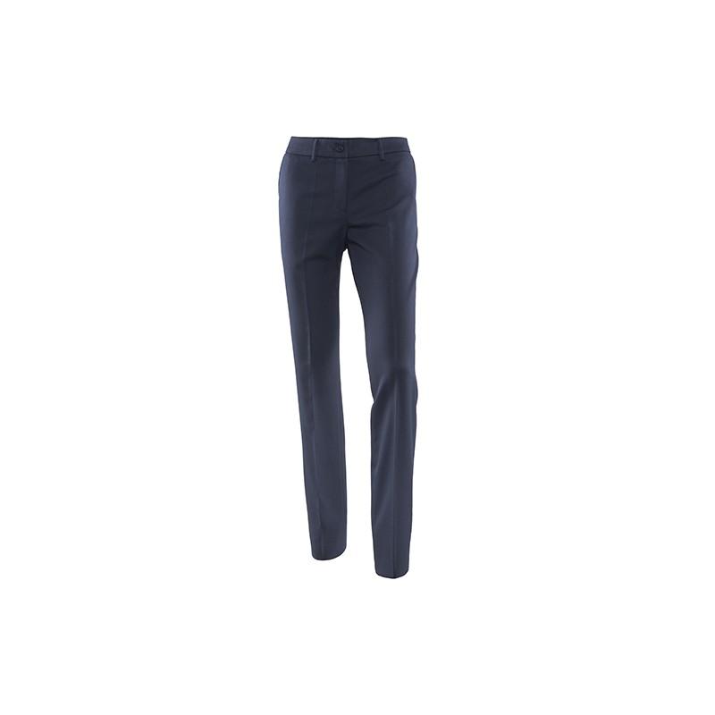 Pantalon droit femme 3 couleurs