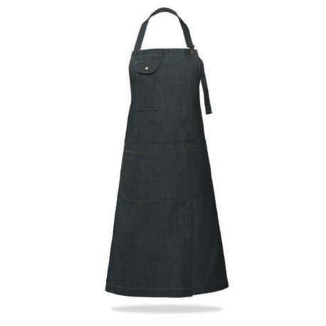 Tablier de cuisine en jean femme - Robur