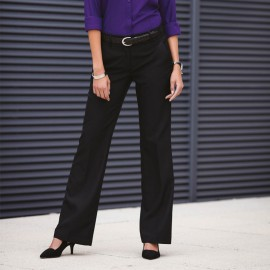pantalon de service femme noir pas chèr