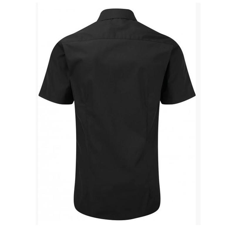Chemise de service homme manches courtes ultimate stretch