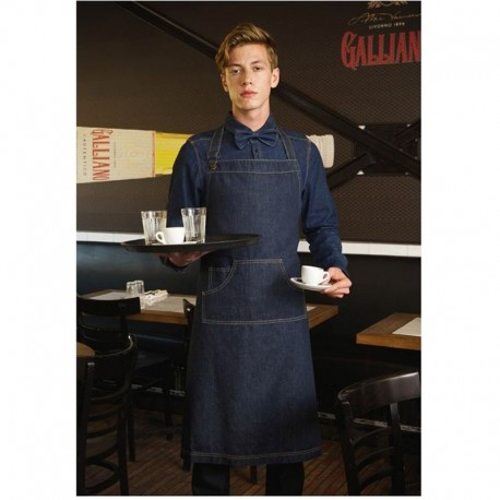 Tablier de service denim master