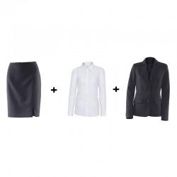 Pack vêtements de service femme