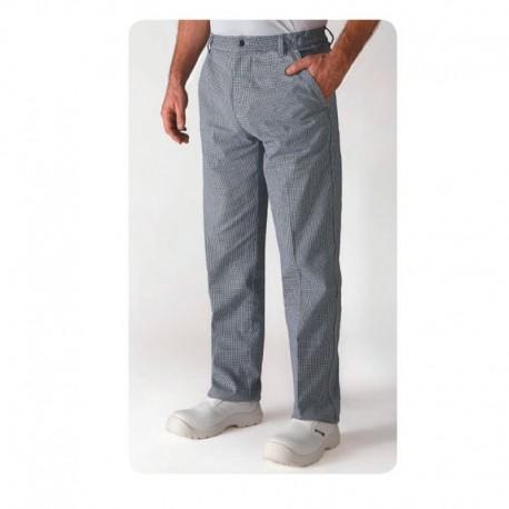 Pantaloni da cuoco color zampa di gallina Robur