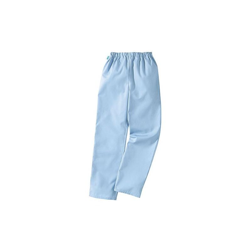 Trousers Unisex bleu pas cher promotions confortables