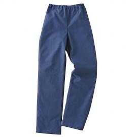 Trousers Unisex bleue