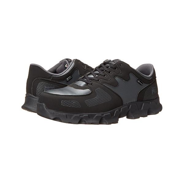 Chaussure de sécurité Timberland Powertrain. Qualité haut de gamme. Chaussures normées et efficaces.