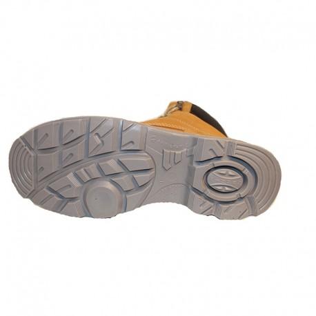 Chaussures de Sécurité Montante S3, semelle antistatique, antiperforation, antidérapant