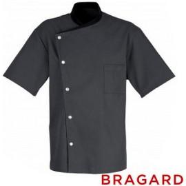 Veste de pâtissier noire Bragard