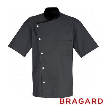 Veste de pâtissier grise Bragard