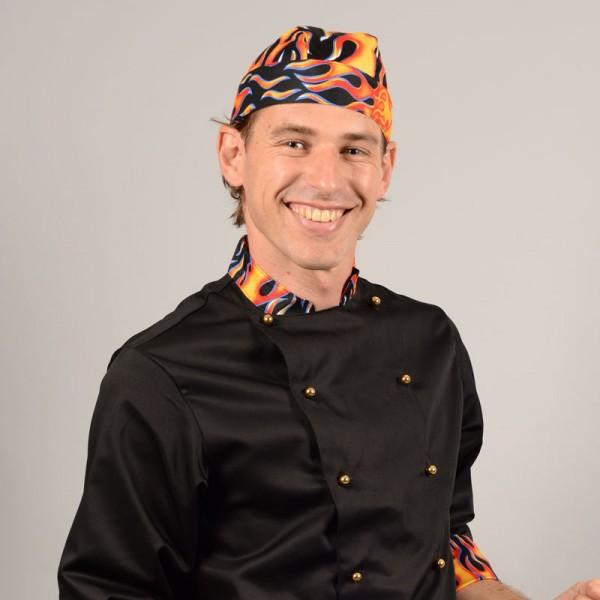 Bandana de Cuisine Devil face