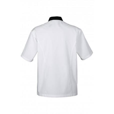 Veste de cuisine blanche juliuso Bragard, coupe droite toute morphologie