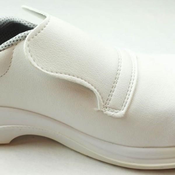 Chaussures de cuisine blanche cat s2 - Chaussure de securite blanche ...