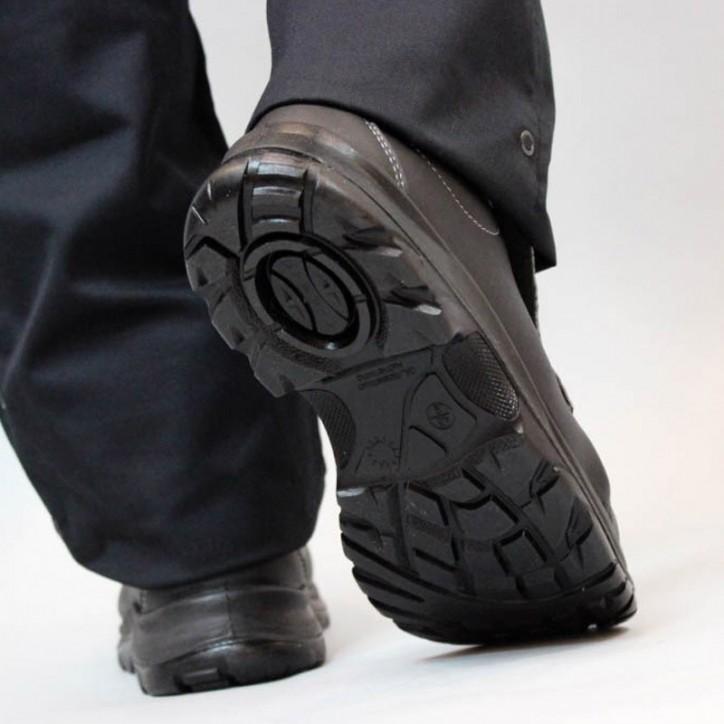 Chaussures de Cuisine Noires Cat S2