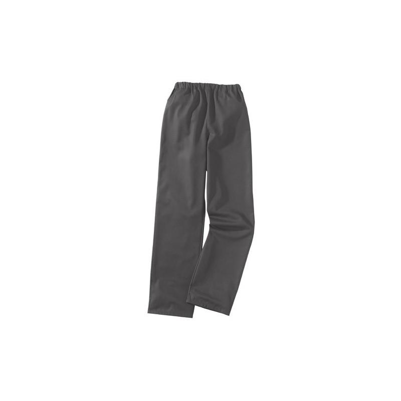 Pantalon médical gris pas cher mixte homme femme promotion pas cher idéal hopital
