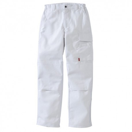 Pantalon ambulancier blanc