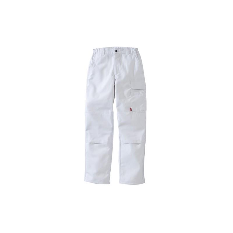 Pantaloni addetto ambulanza bianchi