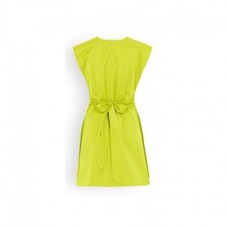 Chasuble citron vert col V