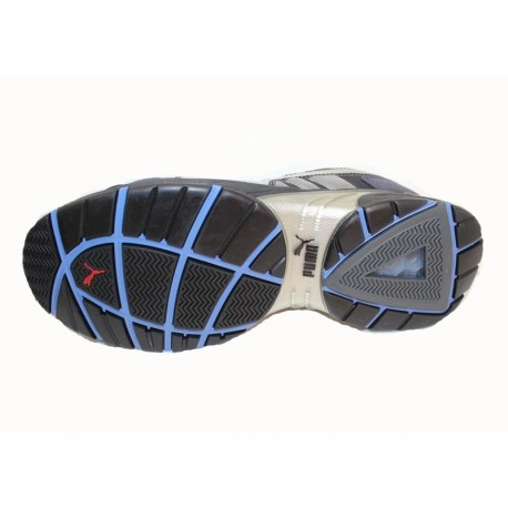 Baskets de sécurité Puma Fast S1P SRC SRA, semelle antiperforation, antistatique et antichoc