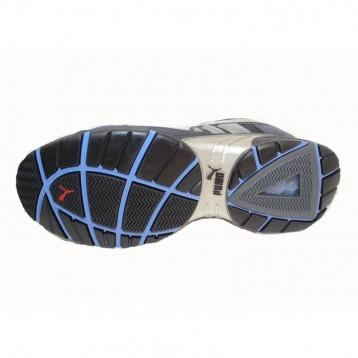 Baskets de sécurité Puma Fast S1P SRC SRA, semelle antiperforation, antistatique et antichoc