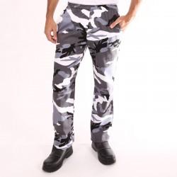 Pantalon de Cuisine Camouflage
