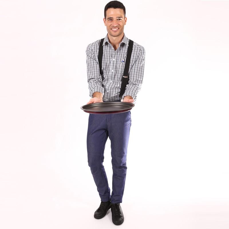 Pantalon de serveur jean