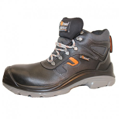 Chaussures de Sécurité Montante S1P, protection maximum et confort au top