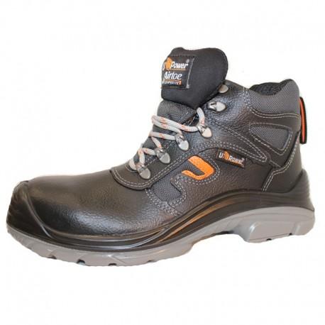 Chaussures de Sécurité Montante S1P, protection maximum et confort au top