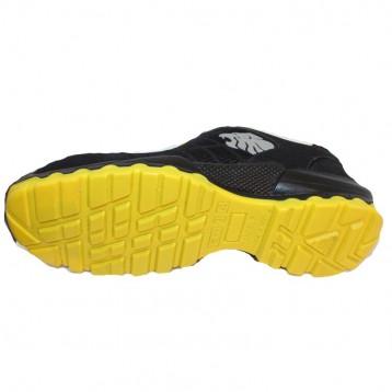 Chaussures de sécurité Time S1P SRC, semelle antiperforation avec choc anti talon