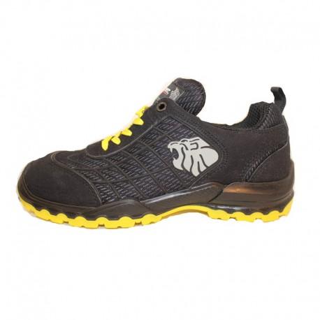 Chaussures de sécurité Time S1P SRC, un look moderne et basket sécurite homme