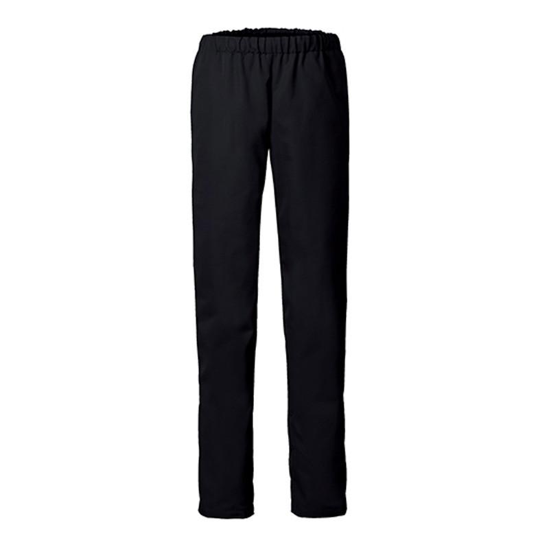 Pantalon couleur noir REGLISSE