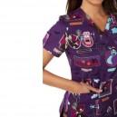 Tunique médicale spéciale Halloween