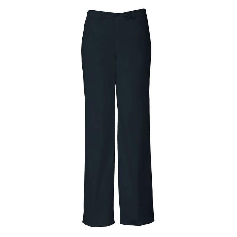 Pantalon médicale bleu marine femme homme mixte aide soignant infirmiere promotion pas cher