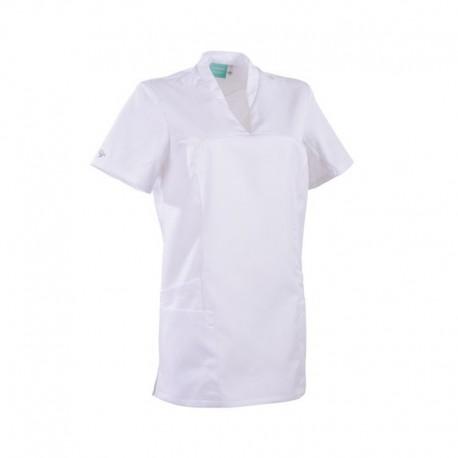 Tunique médicale blanche 2LAU