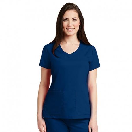 Tunique médicale femme Grey's Anatomy Bleu
