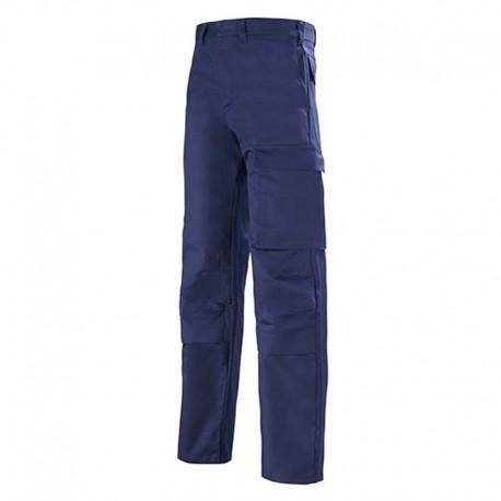 Pantalon de soudeur bleu marine